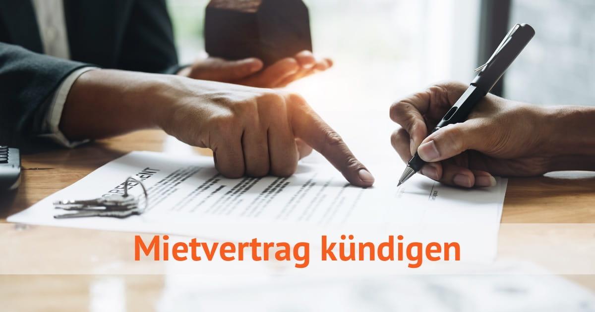 Wohnung Kündigen Vorlage 2019 Zum Download Umzugchecklisteorg